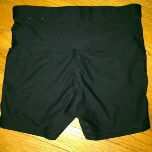 Xersion fitted running shorts